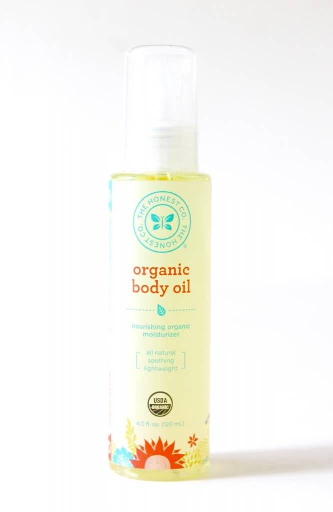 All Natural Organic Body Spray