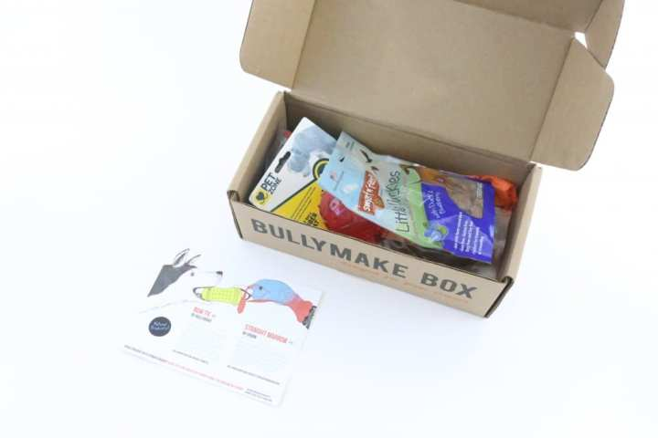 bullymake-box-review-november-2016-2