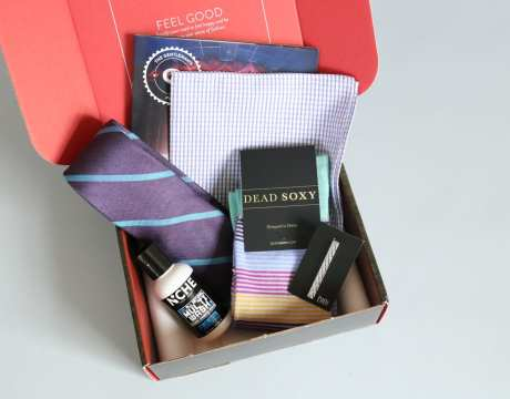 Gentleman's Box Review July 2017