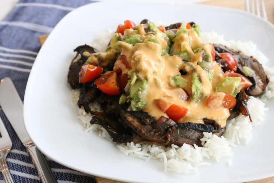 Chef's Plate Review: Maple Chipotle Portobello Mushrooms
