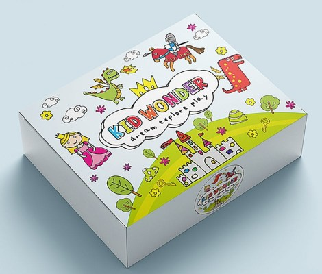 A Year of Boxes™ | Monthly Subscription Boxes For Kids - Get
