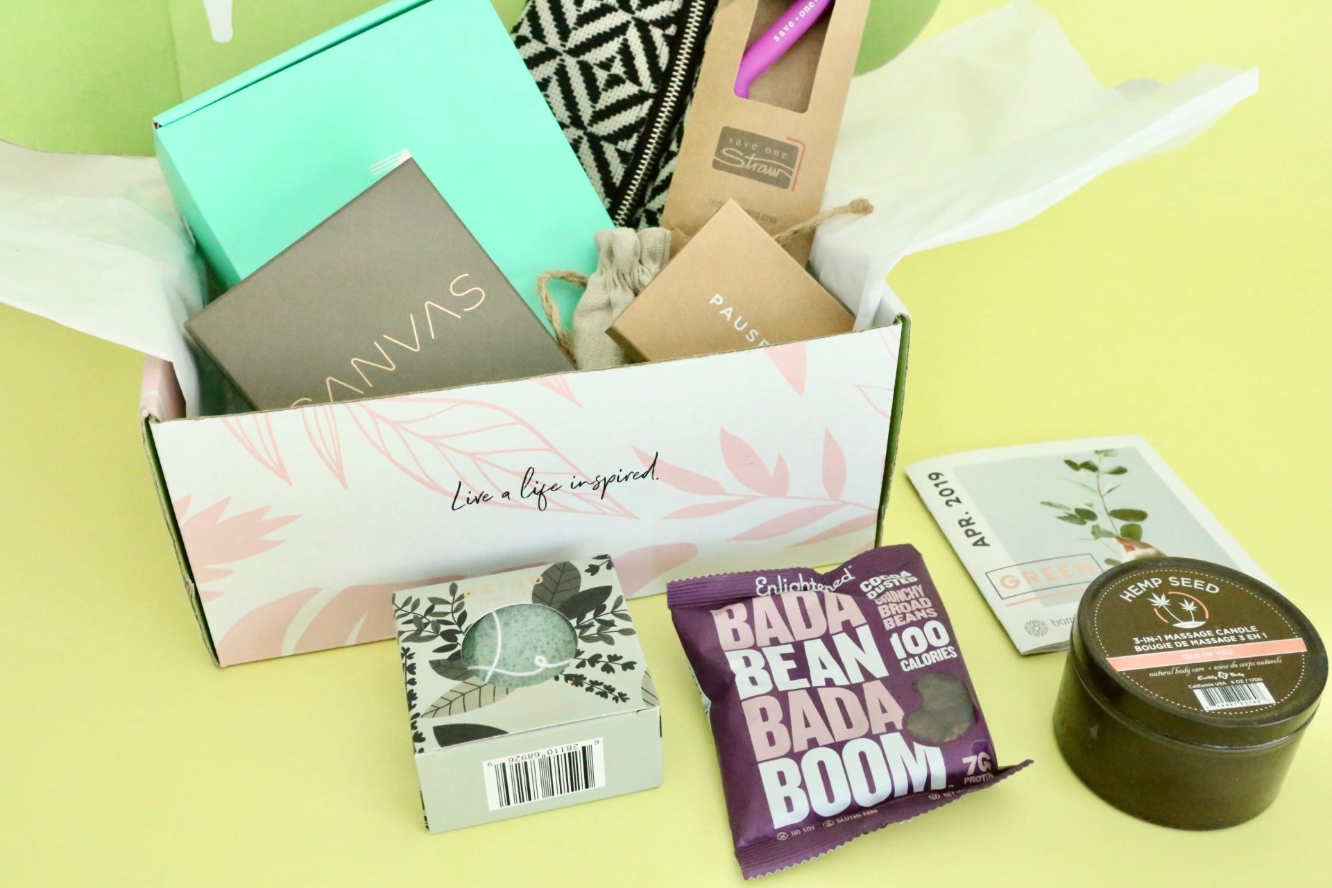 A Year of Boxes™ | Bombay & Cedar Review April 2019 - A Year
