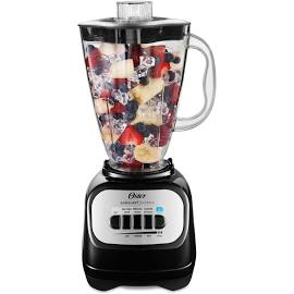 A black classic 5-speed Oster Blender
