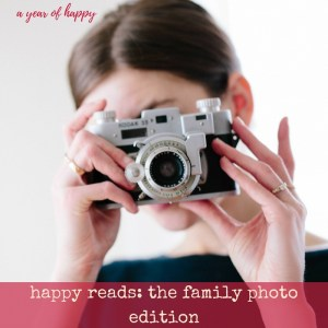 Happy Reads: Family Photo Edition