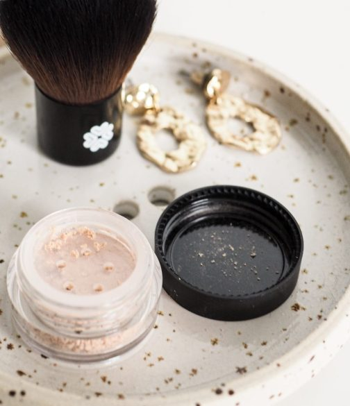 photo of lily lolo flawless silk finishing mineral powder