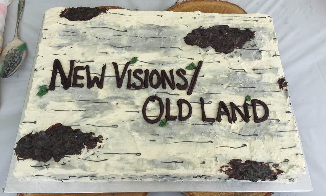 Highlights of the New Visions/Old Land live radio broadcast