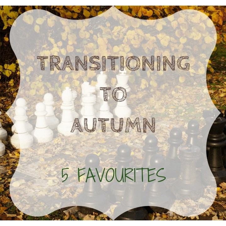 Autumn Favourites