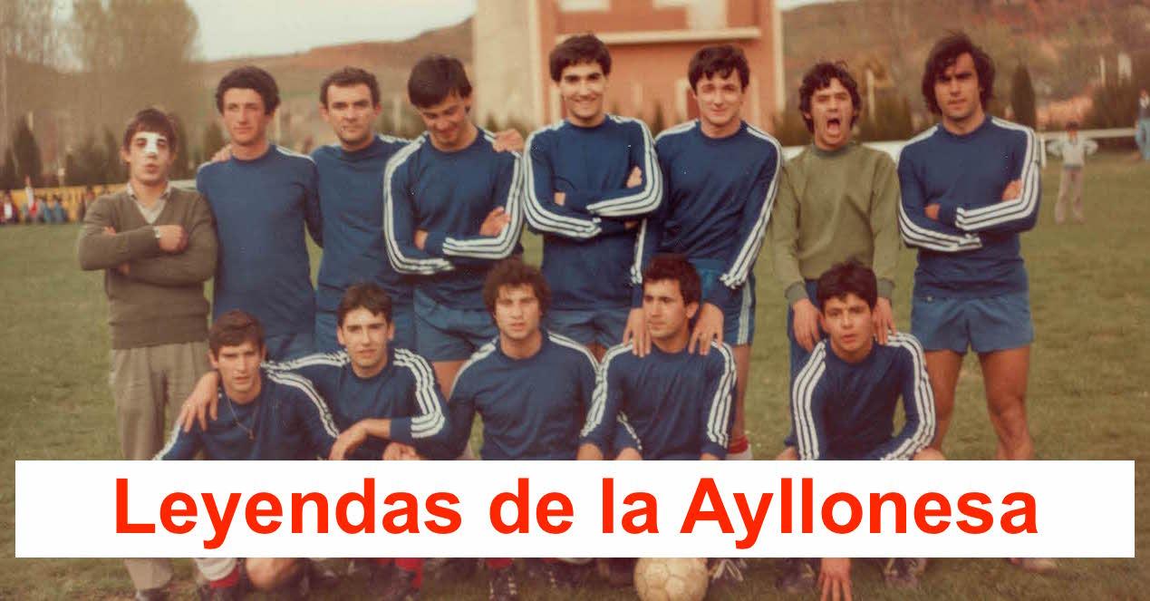 Leyendas de la Gimnástica Ayllonesa