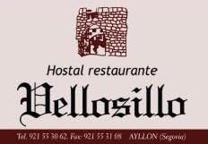 Hostal Vellosillo en Ayllón