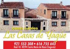 Las Casas de Yagüe En Ayllón