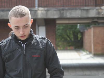 Westside young peoples peer pressure through cyber-bullying video
