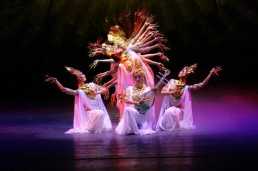 Silk Road Peacock Theatre