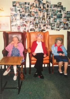 I Grew Up In An Old People's Home