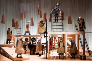 Jane Eyre company, by Simon Annand