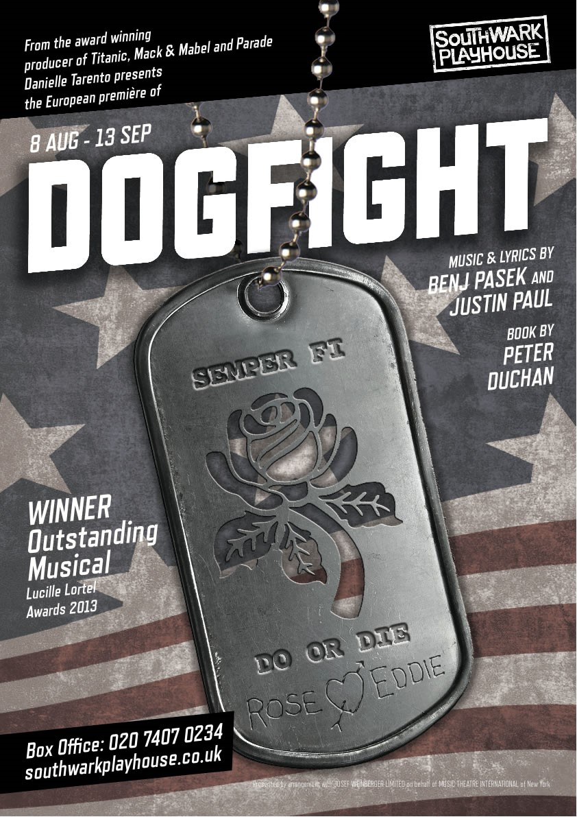 Dogfight Poster Image