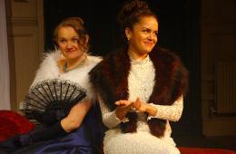 A Woman of No Importance - Theastro Technis - Theatre Technis