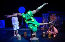 King of Tiny Things - Metta Theatre