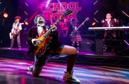 School of Rock - Broadway - photo by Matthew Murphy