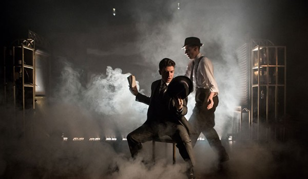 Hardboiled at the New Diorama Theatre