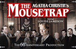 Mousetrap UK tour - Grand Opera House York