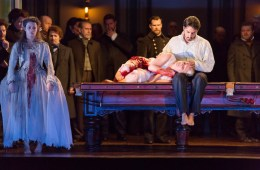LUCIA DI LAMMERMOOR, Royal Opera 2016 (c) Stephen Cummiskey