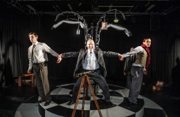 To Kill a Machine: Scriptography Productions (King's Head Theatre)