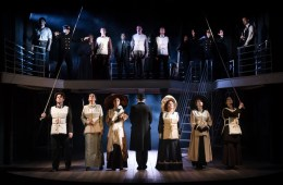 Titanic Charing Cross Theatre (c) Scott Rylander