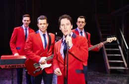 Jersey Boys student ticket offer musical west end
