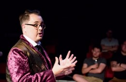 Homophobia, The Queer Historian, Tommy, The Kings Head Theatre pub
