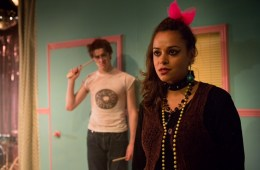 punkplay, Punk, 1980s, eighties, Gregory S Moss, Southwark Playhouse, vulgar, humour, comedy, drama, theatre, subcultures