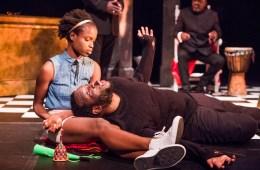 Black Theatre Live, Hamlet, BAME, Tara Arts, diversity, race, Arts Council England, The Esmee Fairbairn Foundation, The John Ellerman Foundation, The Ernest Cook Trust, Mark Norfolk, Jeffrey Kissoon