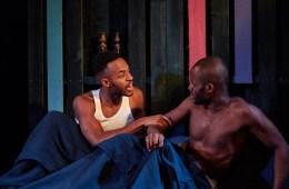 Boy with Beer, Kings Head Theatre, Paul Boakye, Harry Mackrill, Enyi Okoronkwo, Chin Nyenwe, LGBT