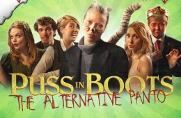Puss in Boots Fat Rascal Theatre
