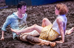 Midsummer Nights Dream Young Vic