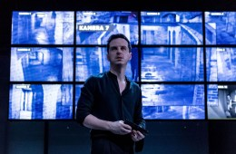 Andrew Scott as Hamlet