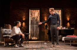 Theatre Royal Haymarket, Edward Albee, The Goat, or Who is Sylvia?, Damian Lewis, Sophie Okonedo, Jason Hughes, Archie Madekwe, Ian Rickson, Rae Smith