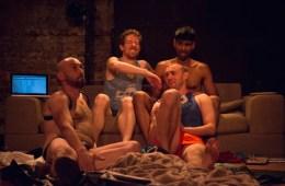 Em Lou Productions, King's Head Theatre, Peter Darney, Elliot Hadley, Gareth Watkins, David Palmstrom, George Fletcher, George Bull, Tom Ratcliffe