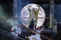 Twelfth Night, Shakespeare, Emma Rice, The Globe