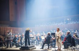 Royal Festival Hall, ENO, Simone Young, Gwyn Hughes Jones, Matthew Rose, English National Opera Chorus, Elgar