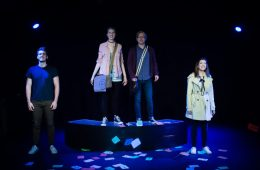 Drayton Arms Theatre; Streetlights, People! Productions; Adam Gwon; Jen Coles; Nora Perone; Hen and Chicken Theatre; Edinburgh Fringe 2017; Natalie Day; Taite-Elliot Drew; Neil Cameron; Rowland Braché