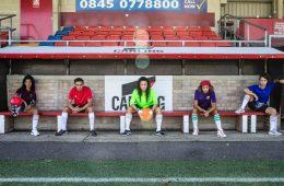 Female Football Team