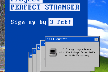 Poster for Project Perfect Stranger