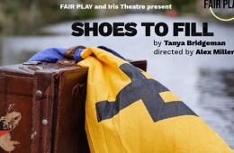 Poster for Shoes to Fill