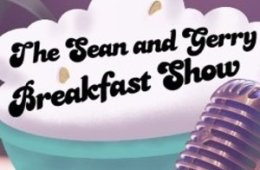 Poster for The Sean and Gerry Breakfast Show