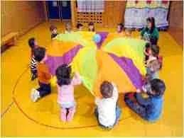 La educación psicomotriz en el preescolar