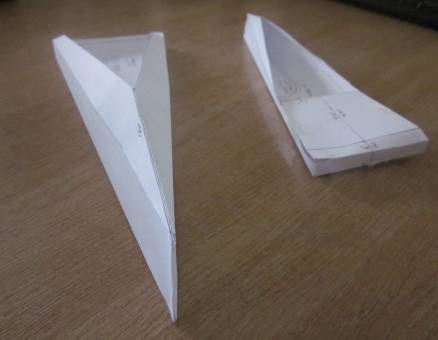 Models of Transonic Hulls