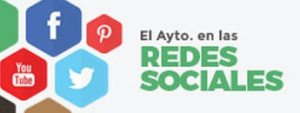 El Ayuntamiento en las Redes Sociales