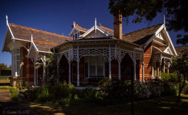 Hadenham House