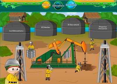 aprender facil sobre petroleo y gas natural