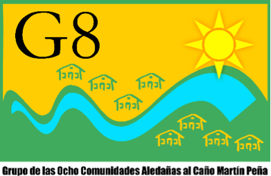 Logo G-8
